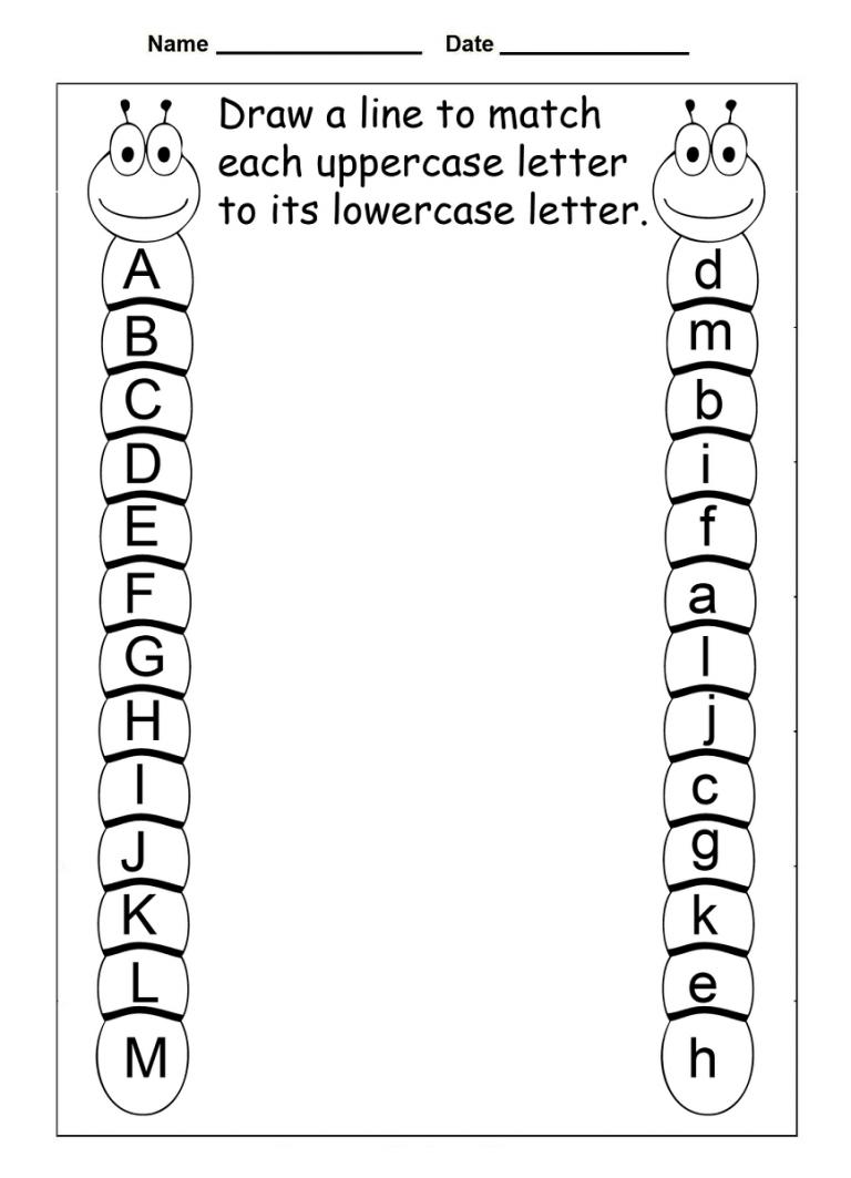 4 Year Old Worksheets Printable Activity Shelter Kids inside Letter 5 Worksheets