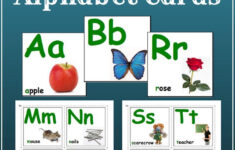 Alphabet Worksheets For Special Needs
