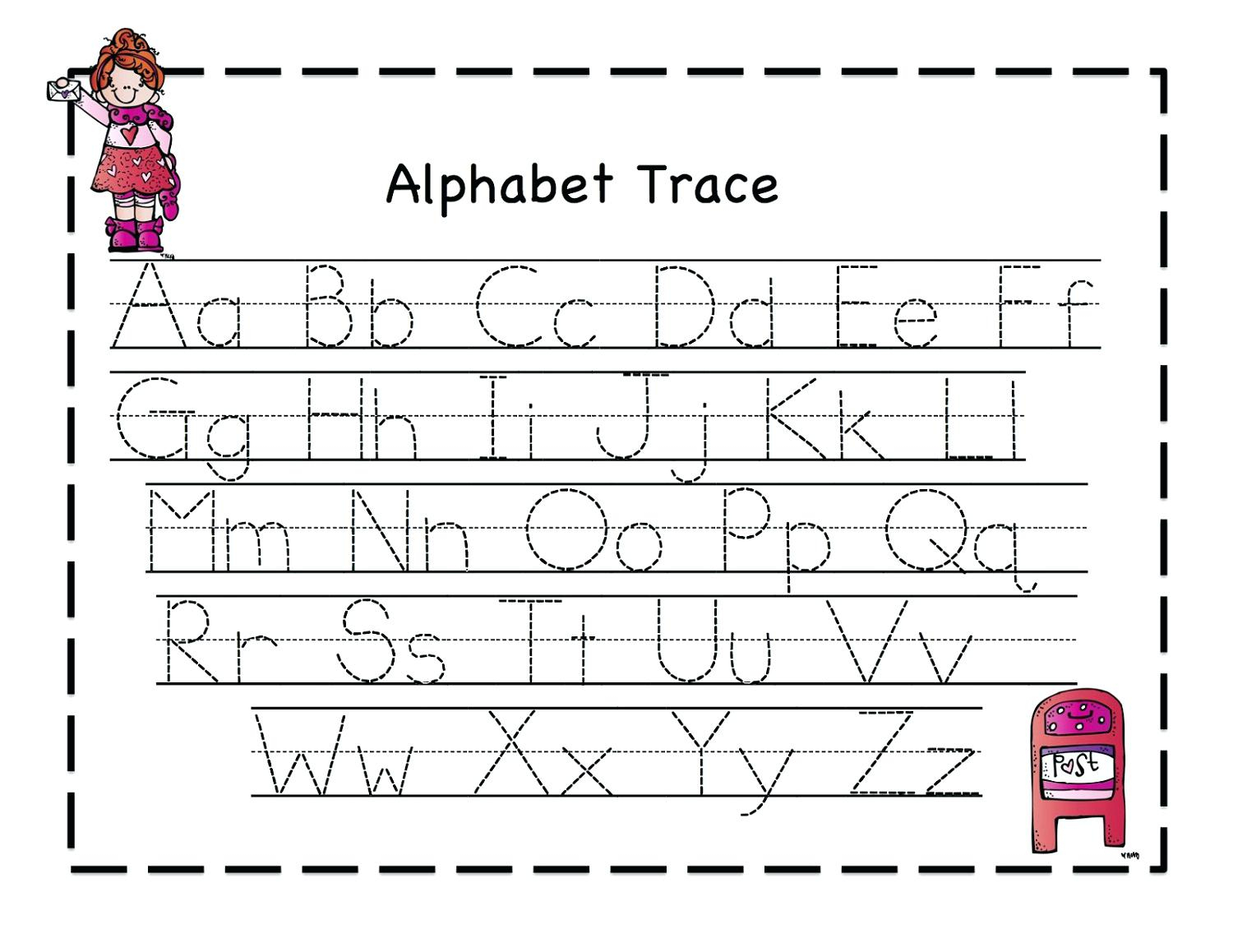 Alphabet Handwriting Pages Free Lowercase Handwriting with Alphabet Handwriting Worksheets Printable