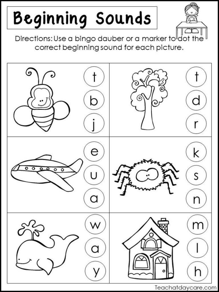 Alphabet Matching Worksheets For Preschoolers Kindergarten Throughout Alphabet Worksheets For Ukg