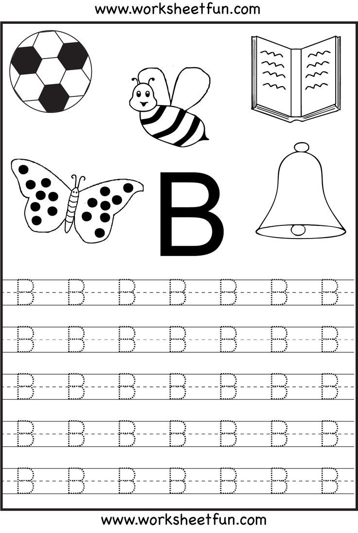 Best 25 Letter B Worksheets Ideas On Pinterest Alphabet For with regard to Letter B Worksheets Pdf
