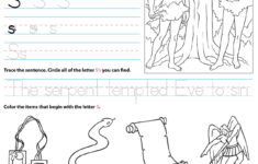 Letter Ii Worksheets For Kindergarten