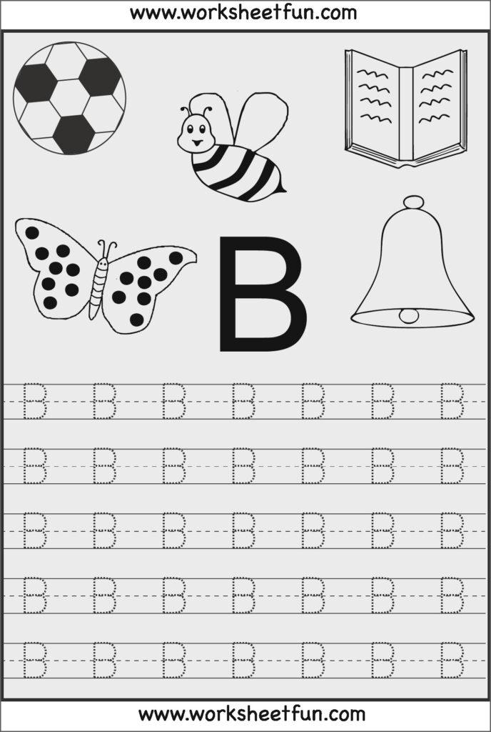 Coloring Book : Coloring Book Kindergarten Letter Worksheets Within Letter Worksheets Kindergarten Free