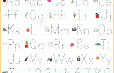 Alphabet Writing Worksheets Pdf