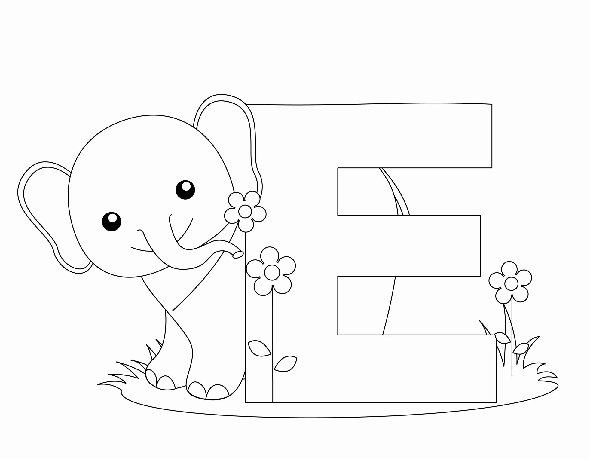 Coloring Page For Kids ~ Alphabet Coloring Pages Letter inside Alphabet Colouring Worksheets For Kindergarten