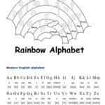 English Alphabet   English Esl Worksheets Within Alphabet Worksheets English