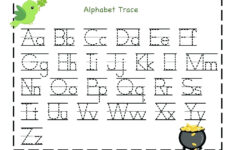 Alphabet Review Worksheets Free
