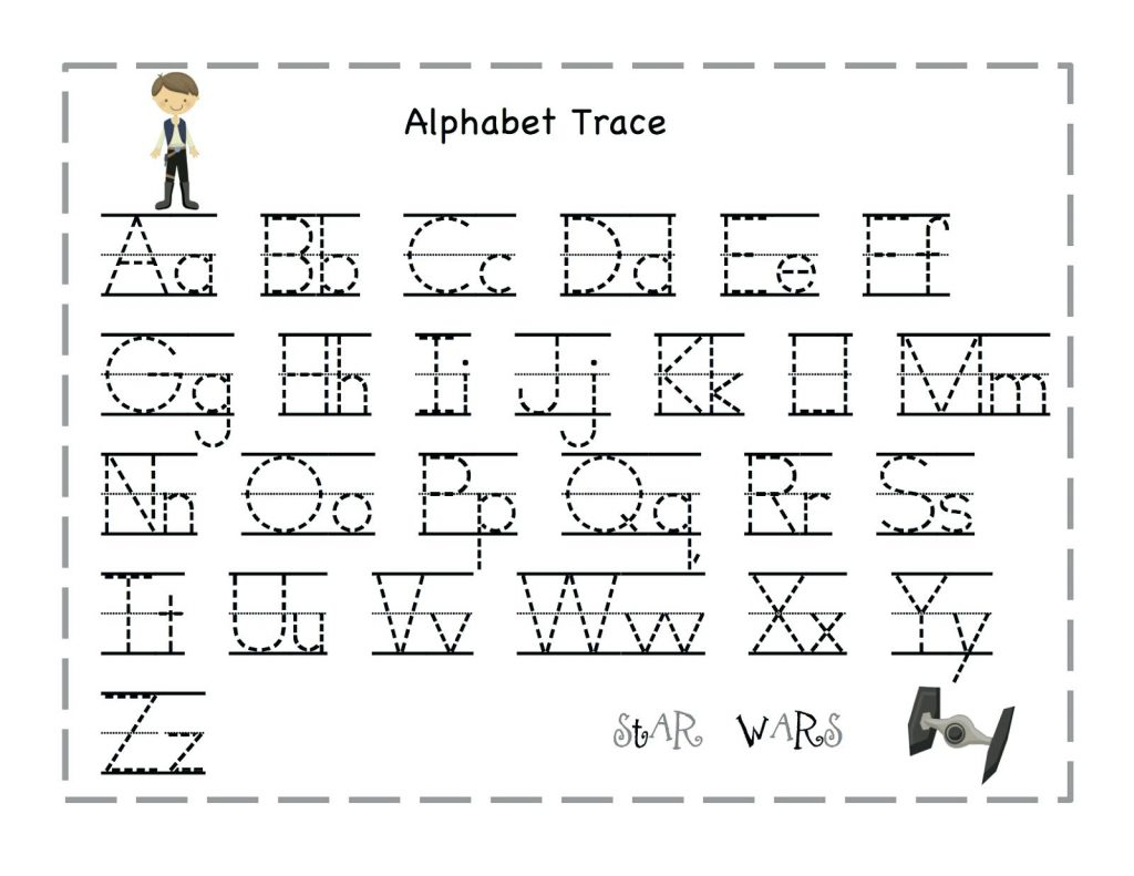 Free Printable Worksheets For Pre K Students Worksheet Ideas for Free Printable Pre-K Alphabet Worksheets
