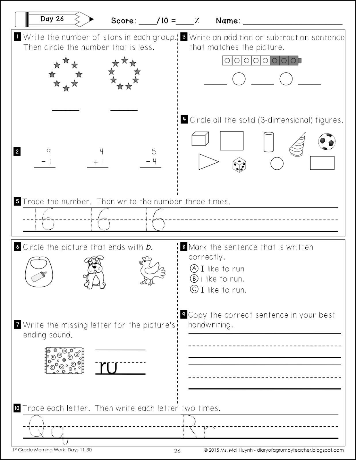 Grade 6 Worksheets Fresh Worksheets For Alphabet D Copy intended for Alphabet Copy Worksheets