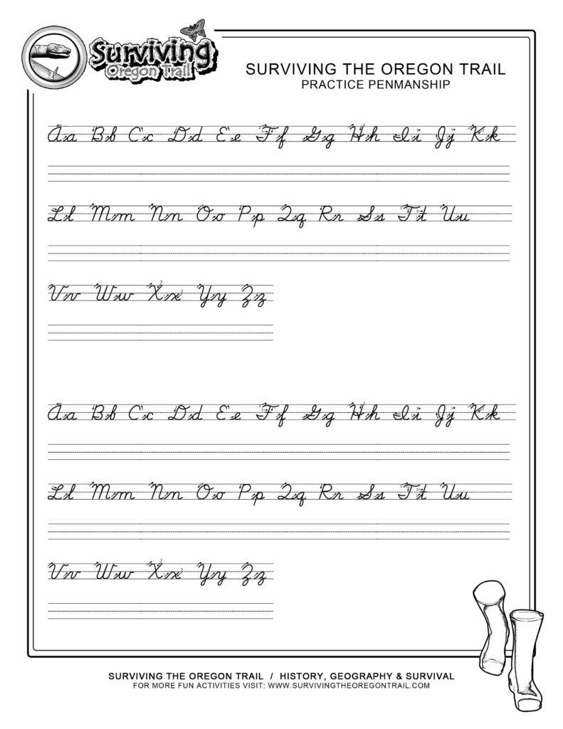 Images For Cursive Writing Sentences Worksheetscursive Inside Alphabet Cursive Worksheets Free Printable
