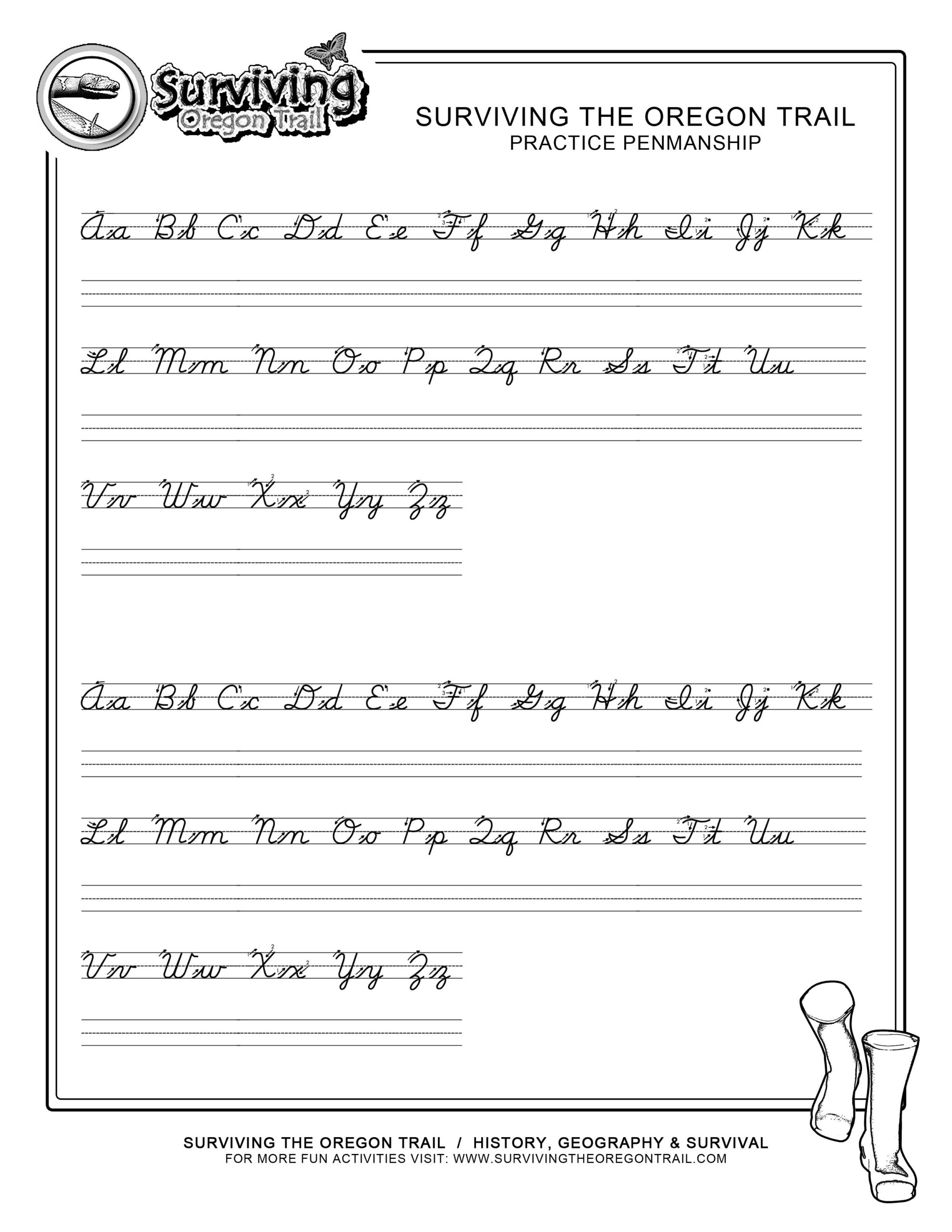 Images For Cursive Writing Sentences Worksheetscursive inside Alphabet Cursive Worksheets Free Printable