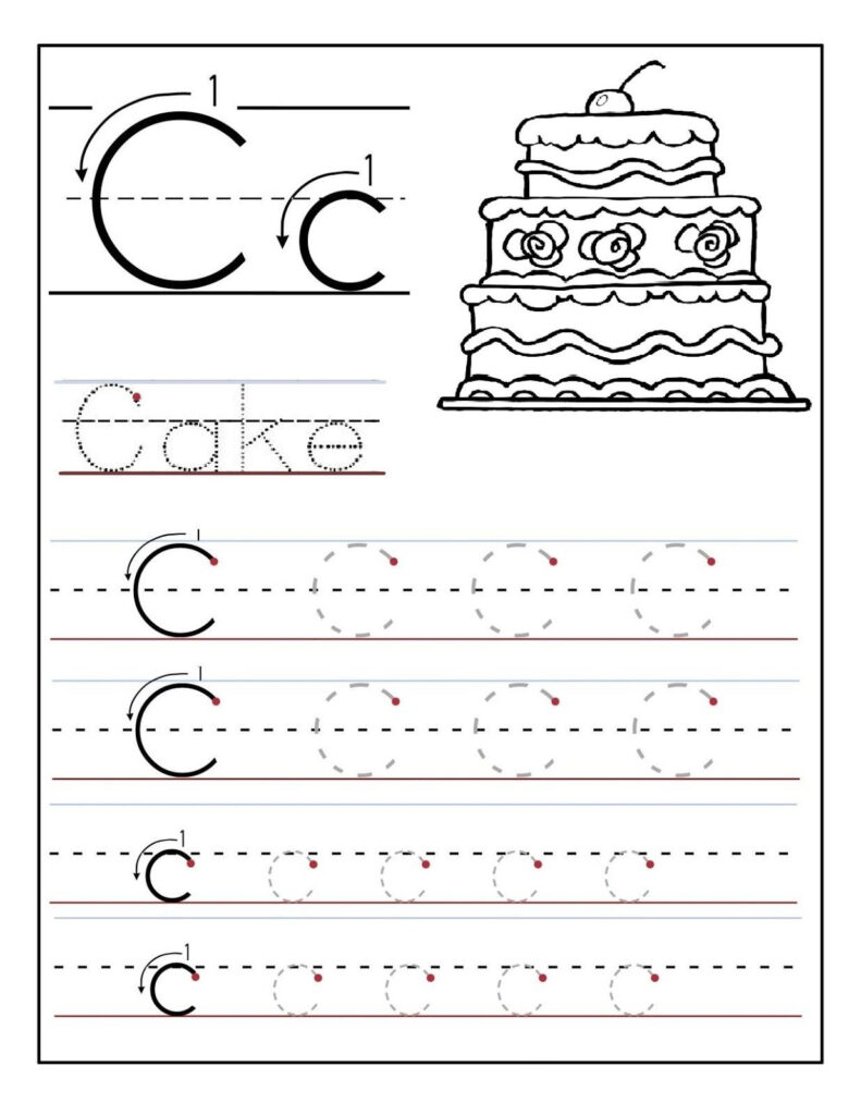 Kids Learning Sheets Printable | K5 Worksheets | Preschool Within Alphabet Worksheets K5