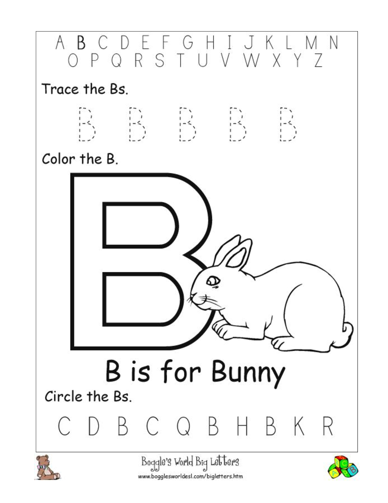 Letter B Worksheets Hd Wallpapers Download Free Letter B inside Letter B Worksheets For Preschool Free