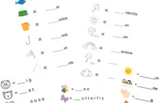 Vowel Alphabet Worksheets