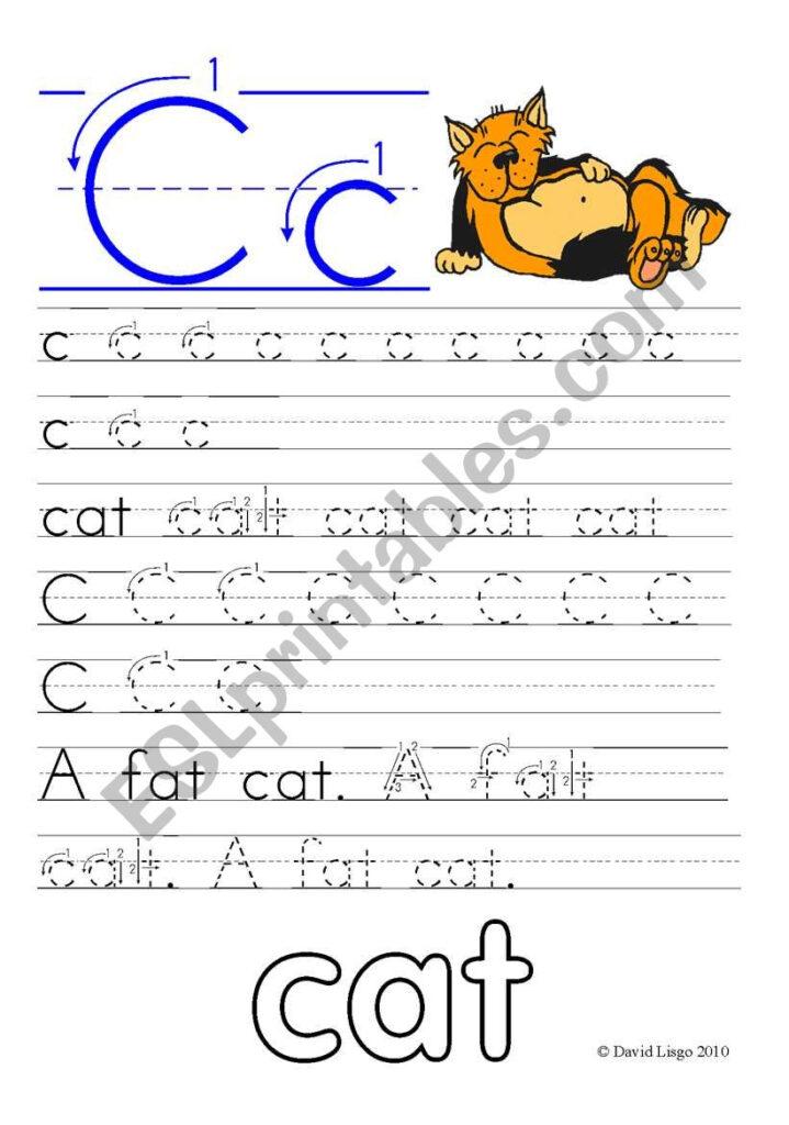 Letter Formation Worksheets And Reuploaded Learning Letters Regarding Letter Dd Worksheets