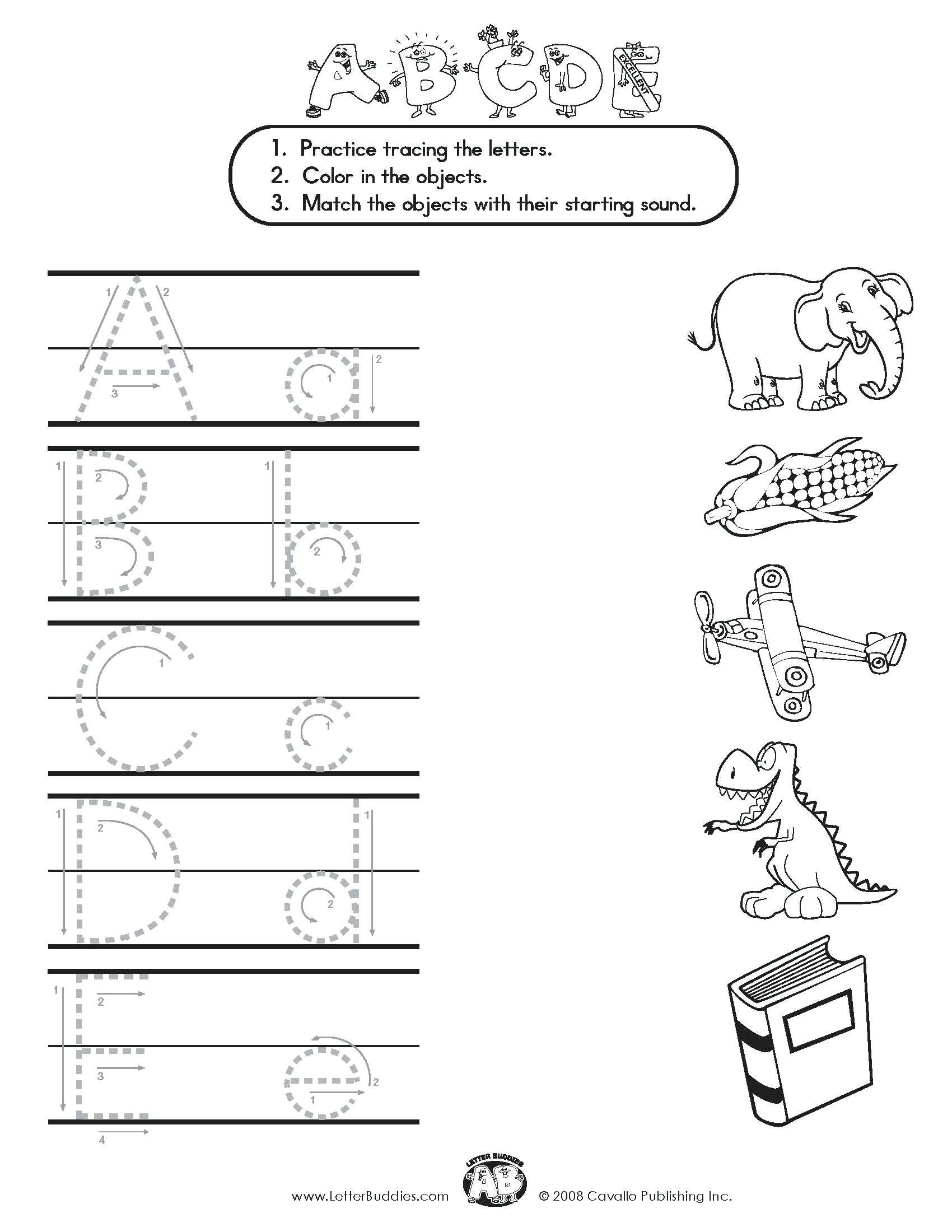 Letter Formation Worksheets For Kindergarten Letter Buddies throughout Letter S Worksheets For Kindergarten
