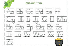 A-Z Alphabet Worksheets Kindergarten