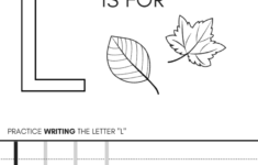 Letter Worksheets For Kindergarten Handwriting And L Pdf with regard to Letter Worksheets Kindergarten