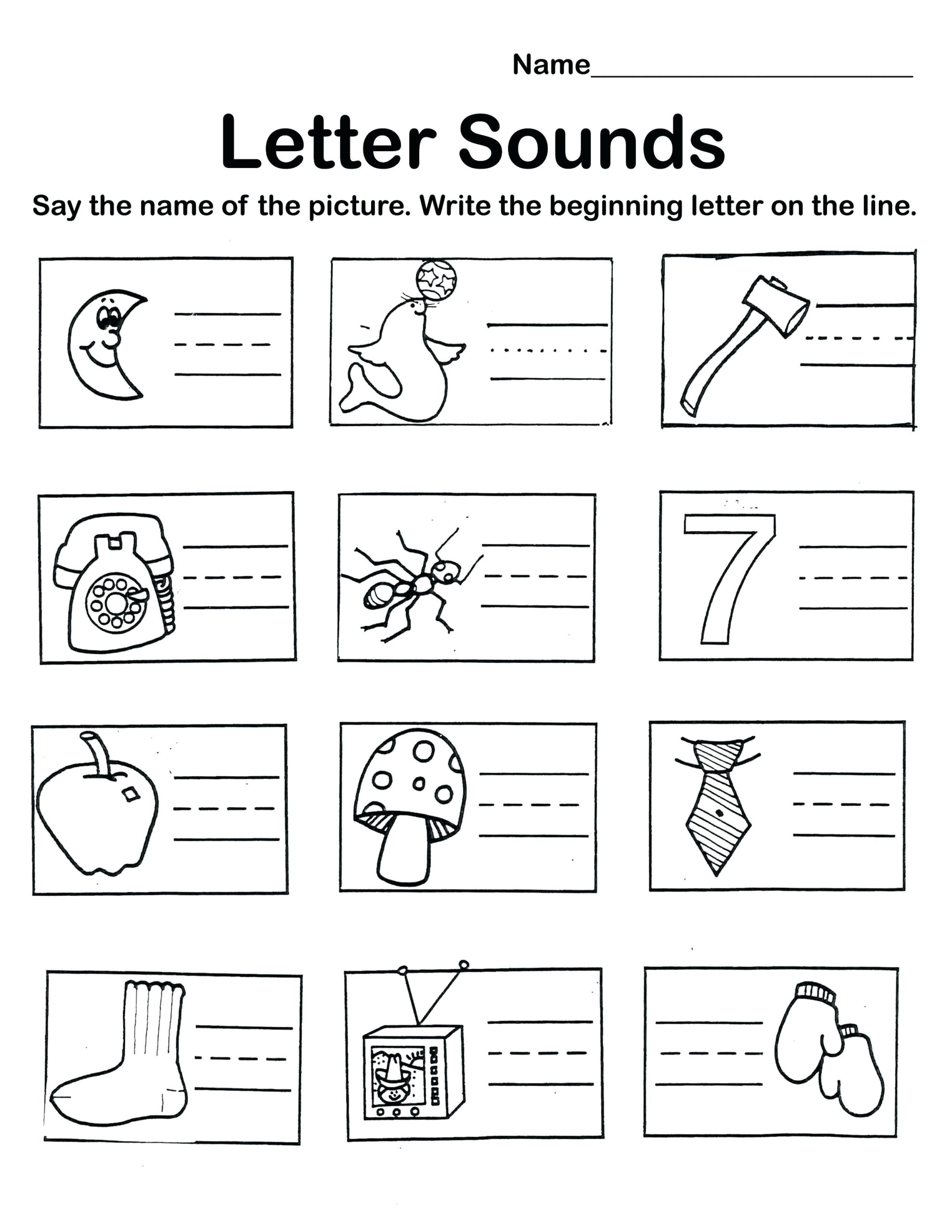 Letter Writing Practice Y Worksheet Kindergarten Able regarding Letter Sounds Worksheets Pdf