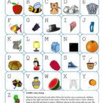 My English Alphabet   English Esl Worksheets In Alphabet Worksheets English