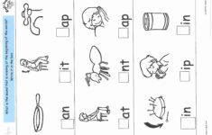 Alphabet Phonics Worksheets Pdf