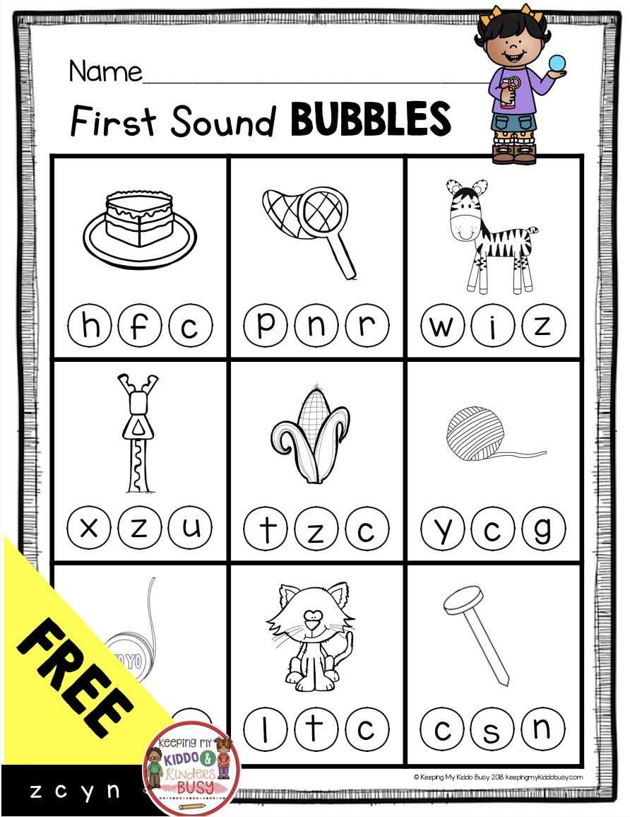 Pin On Alphabet Ideas throughout Alphabet Worksheets Busy Teacher