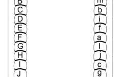 5 Year Old Alphabet Worksheets