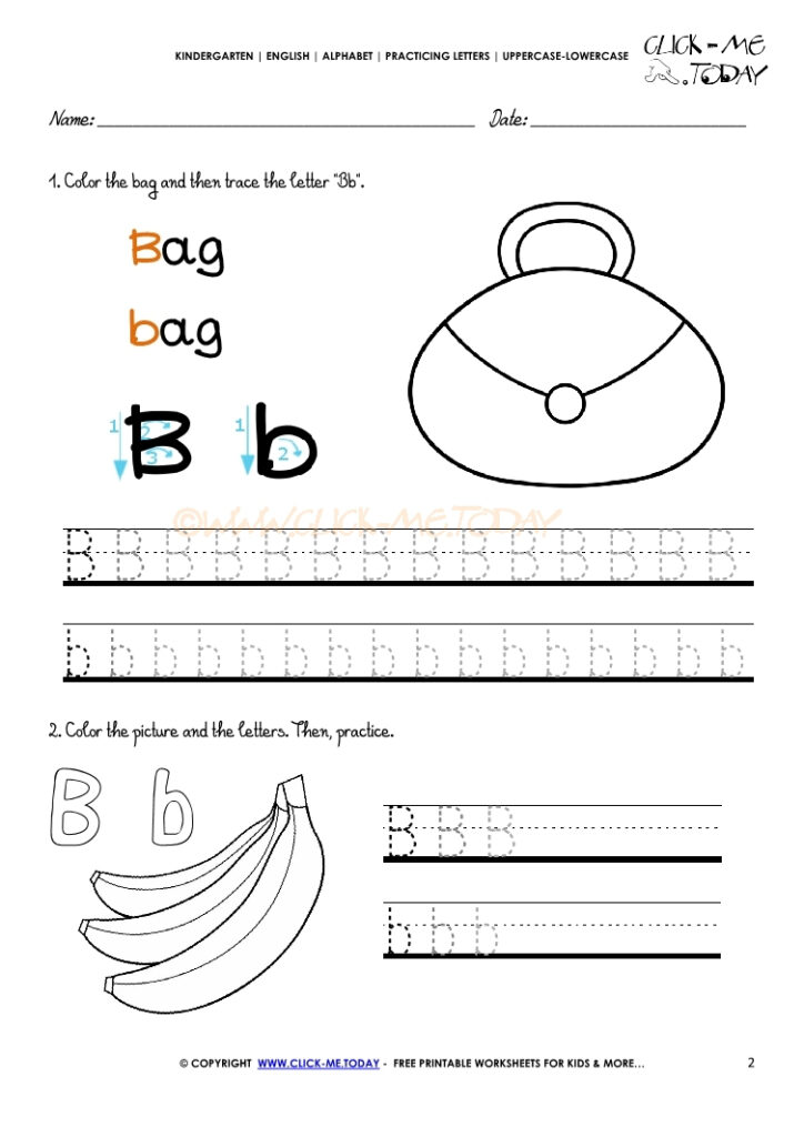 Pre Writing Worksheets For Year Olds Free Printable With Regard To 5 Year Old Alphabet Worksheets
