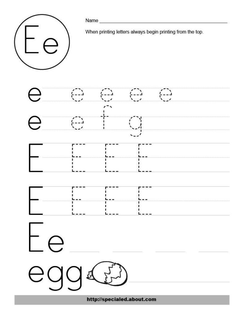 This Is One Foundational Skill Special Education Students Inside Alphabet Worksheets For Special Needs