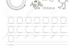 Alphabet O Worksheets