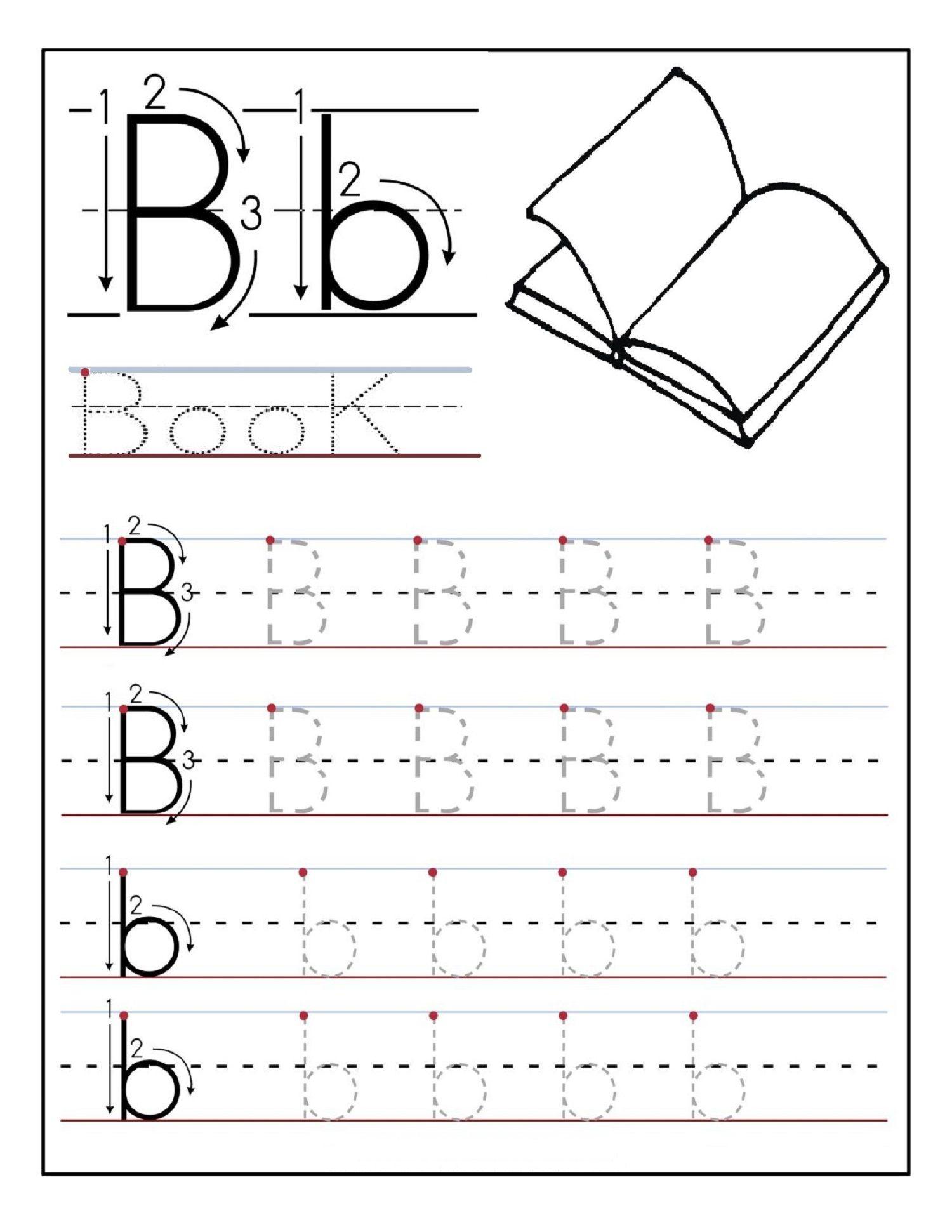 Worksheet Works For Preschool Alphabet Tracing Printables regarding Alphabet Tracing Worksheets For Kindergarten