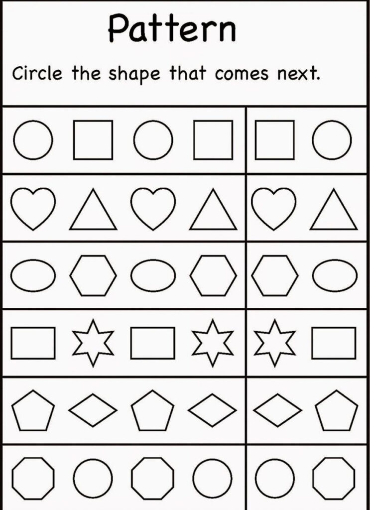 Worksheets For Year Olds Free Printable Alphabet Number With Regard To Free Alphabet Worksheets For 5 Year Olds