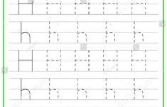 Alphabet Worksheets H