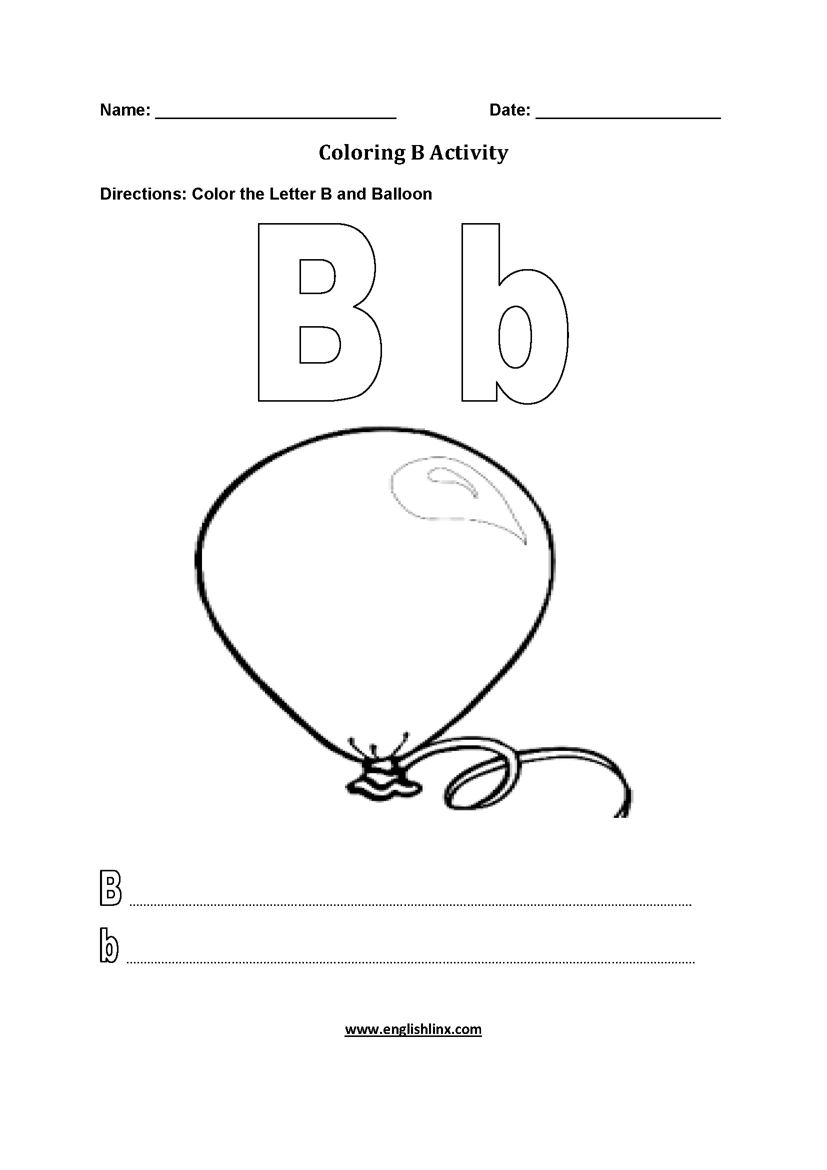 5 Free Alphabet Printables Letters Coloring Pages with regard to Alphabet Worksheets Coloring Pages