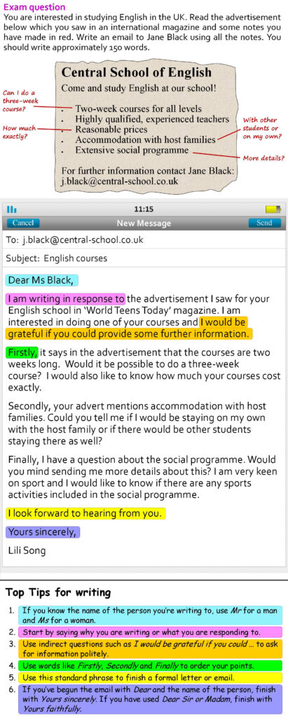 A More Formal Email | Learnenglish Teens   British Council Pertaining To Alphabet Worksheets British Council