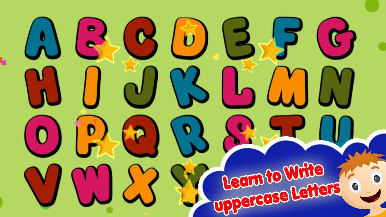 Abc 123 Tracing For Toddlers For Android - Apk Download in Abc 123 Tracing For Toddlers