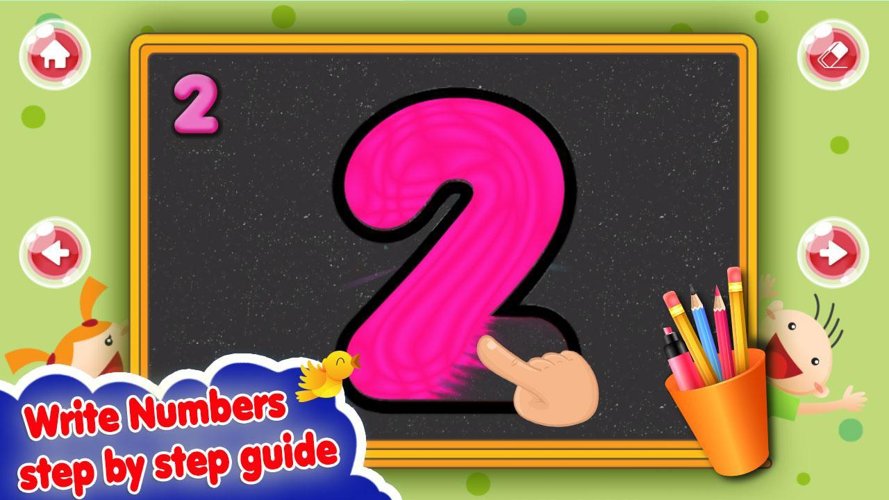Abc 123 Tracing For Toddlers For Android - Apk Download pertaining to Abc 123 Tracing