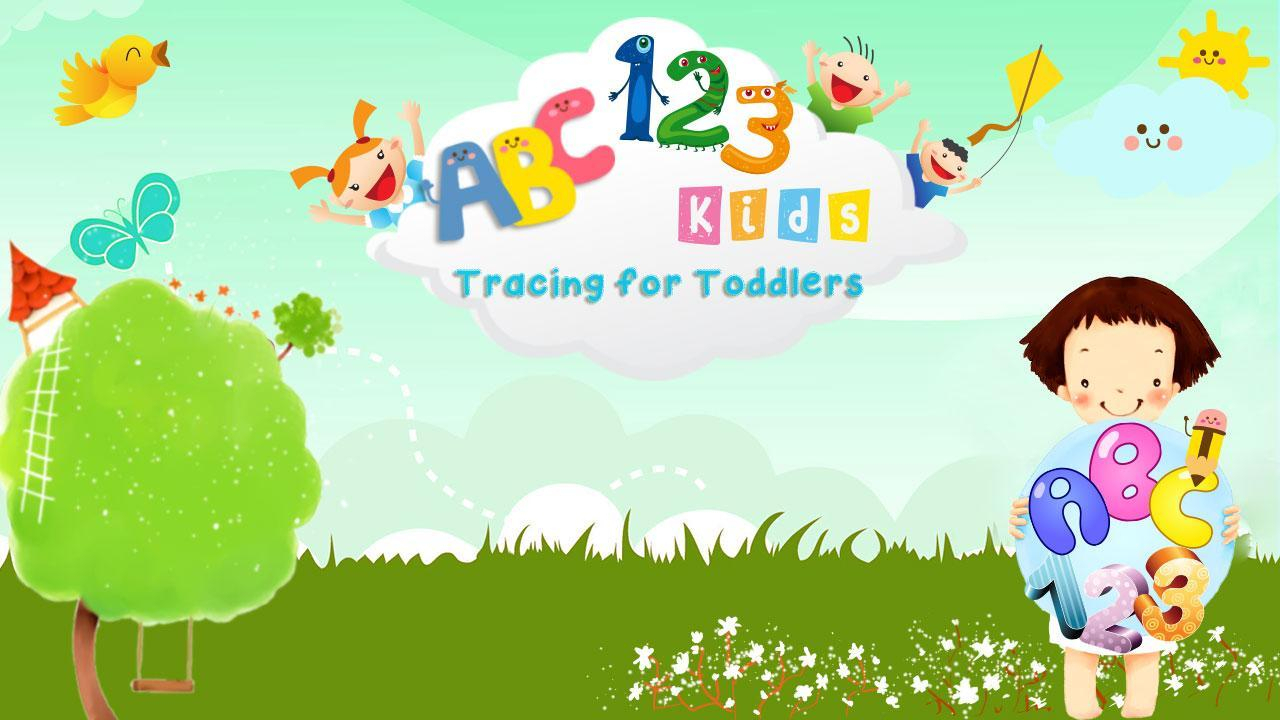 Abc 123 Tracing For Toddlers For Android - Apk Download within Abc 123 Tracing For Toddlers