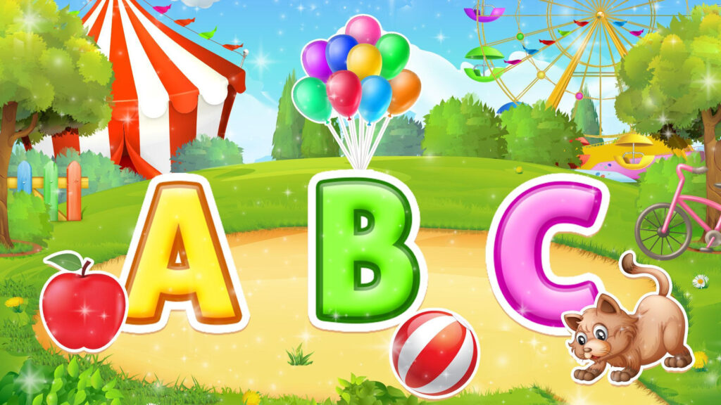 Abc 123 Tracing Games For Toddlers   Abc Learning For With Regard To Abc 123 Tracing For Toddlers
