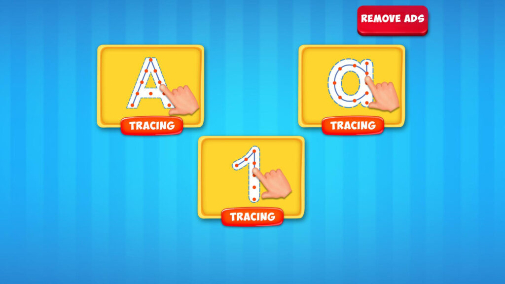 Abc Alphabet Tracing For Android   Apk Download Throughout Alphabet Tracing App Free