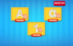 Alphabet Tracing App Free