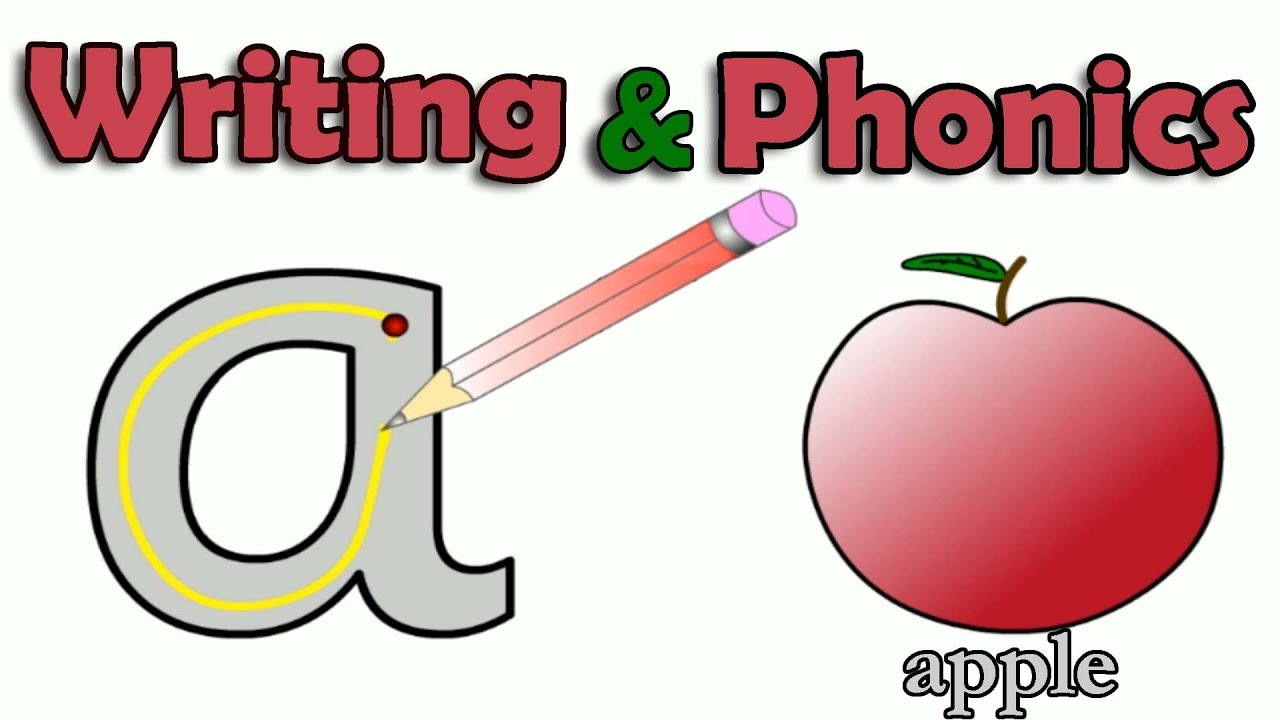 Abc, Alphabet Writing, Letter Sounds, Learn English Phonics, Animated Video  For Children with regard to Letter Tracing Video