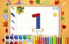 Alphabet Tracing App