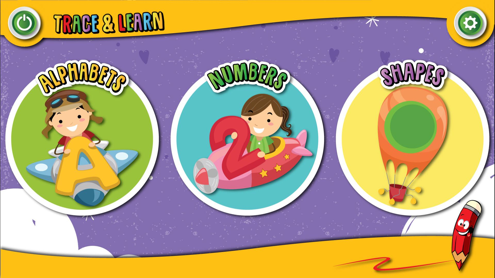 Abc Tracing Games For Kids For Android - Apk Download in Abc Tracing Games