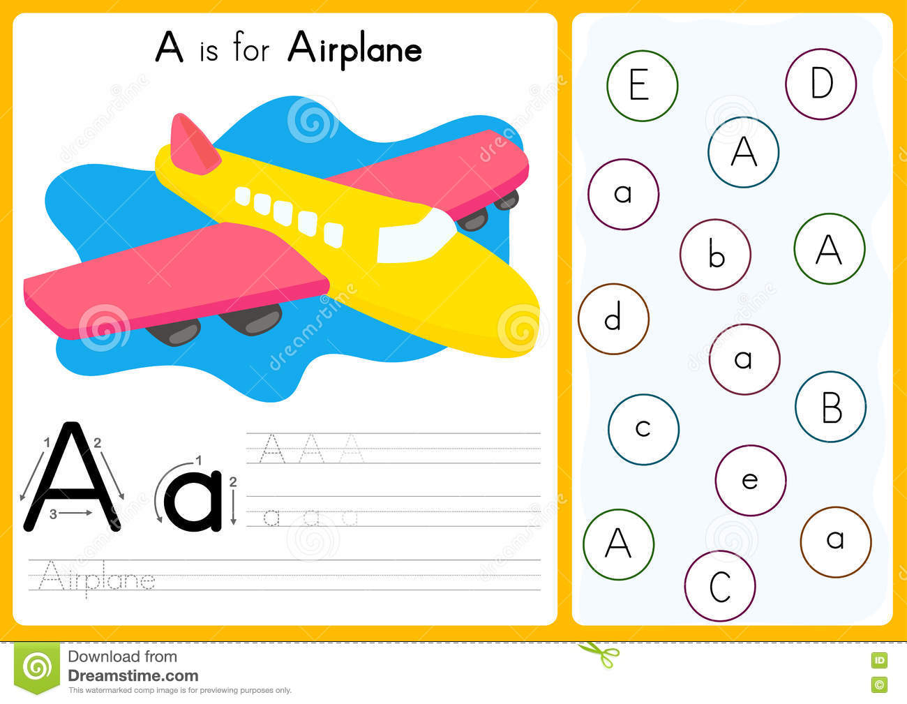 Alphabet A-Z Tracing And Puzzle Worksheet, Exercises For inside Alphabet Tracing Puzzle