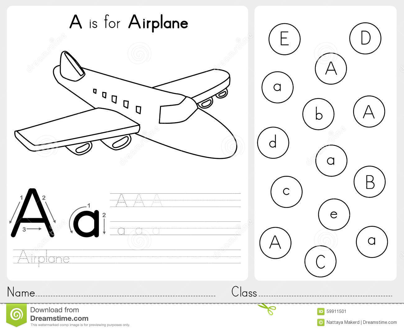 Alphabet A-Z Tracing And Puzzle Worksheet, Exercises For with regard to Alphabet Tracing Puzzle