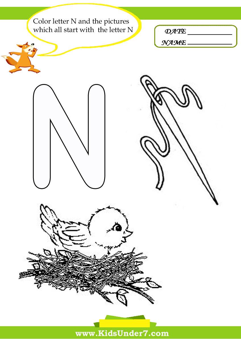 Alphabet Coloring Pages Mr Printables. Letter I Letter J with regard to Letter L Worksheets Twisty Noodle