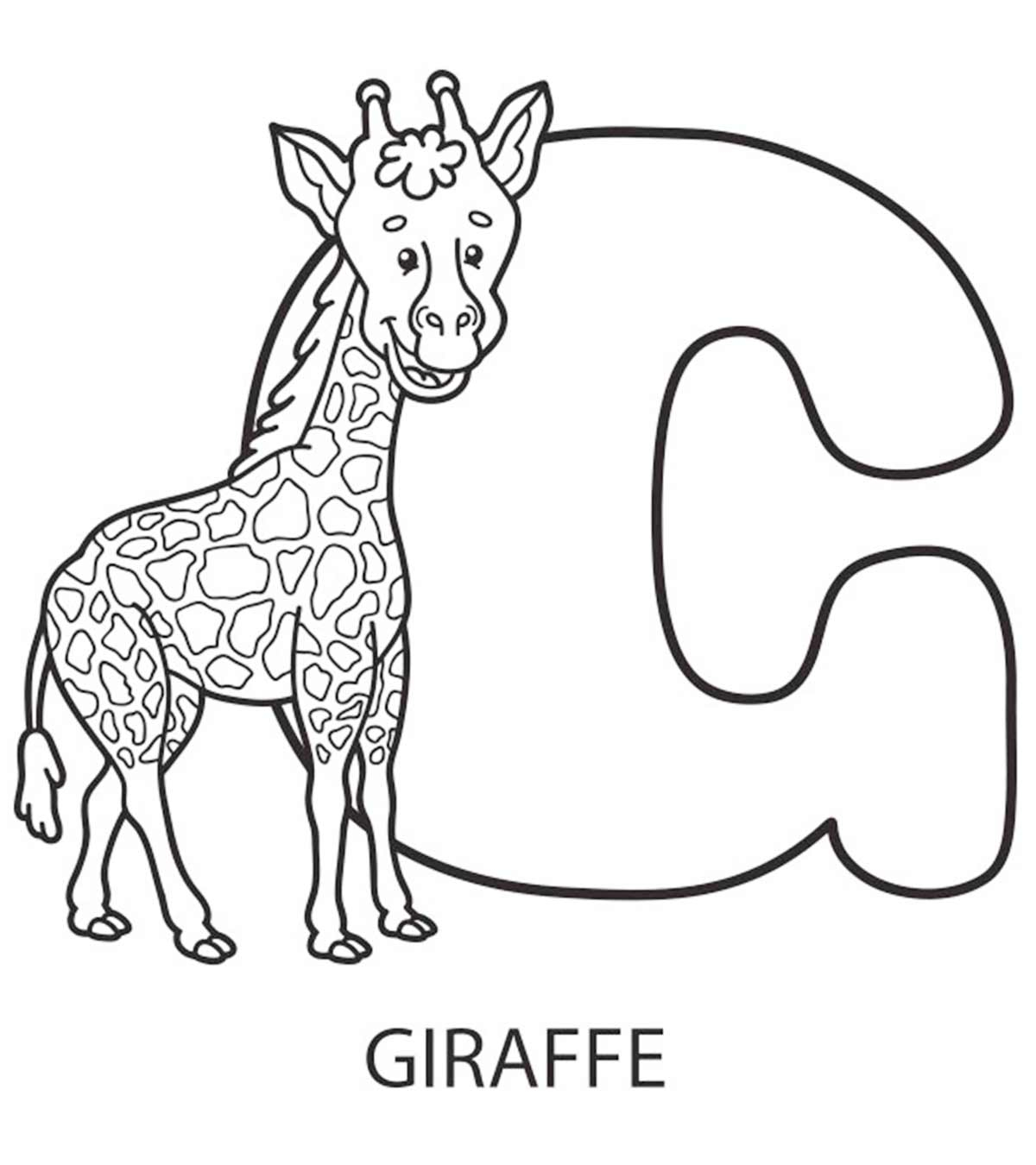 Alphabet Coloring Pages Your Toddler Will Love with Alphabet Coloring Worksheets For Preschoolers