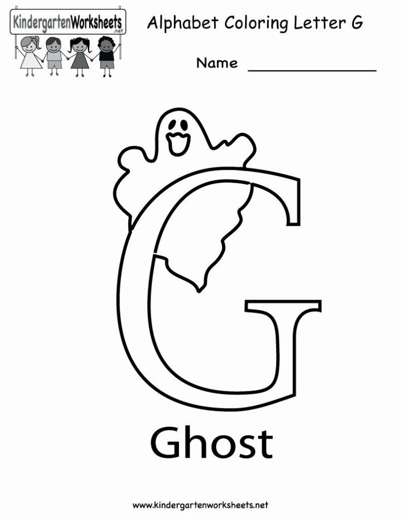 Alphabet Coloring Sheets Pdf Inspirational 33 Info Letter G In Letter G Worksheets For Kindergarten Pdf