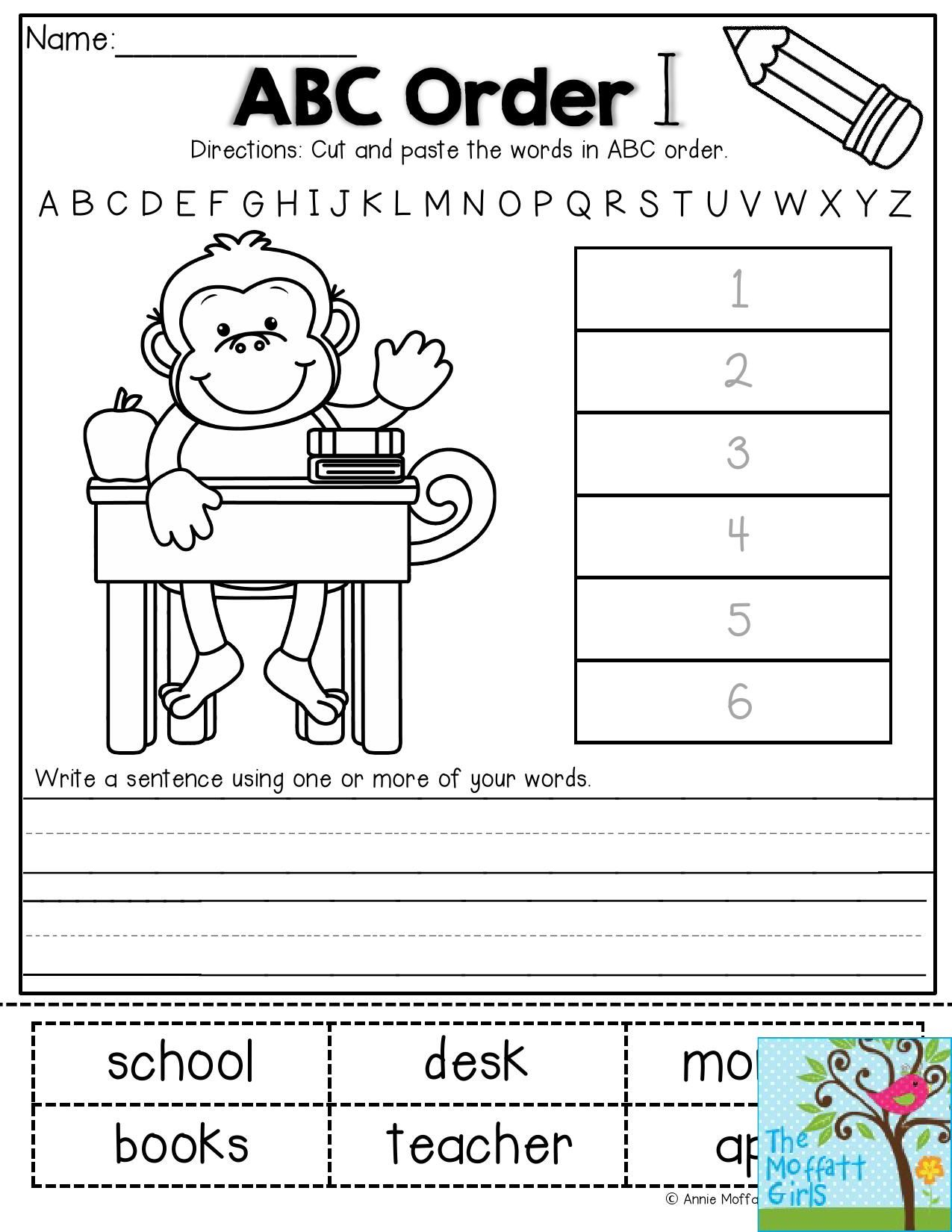 Alphabet Cutting Worksheets | Printable Worksheets And inside Alphabet Cutting Worksheets